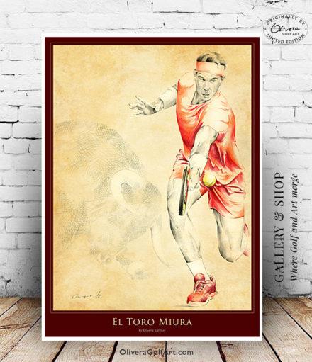 El-Toro-Miura-Poster